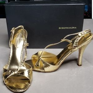 BCBGMAXAZRIA Brigitte Slingback Heels